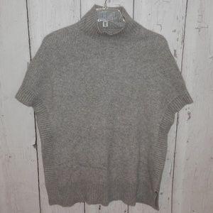 Denim & Co Womens XL 100% Cashmere Sweater Shirt